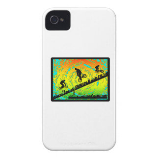 BMX City iPhone 4 Cover