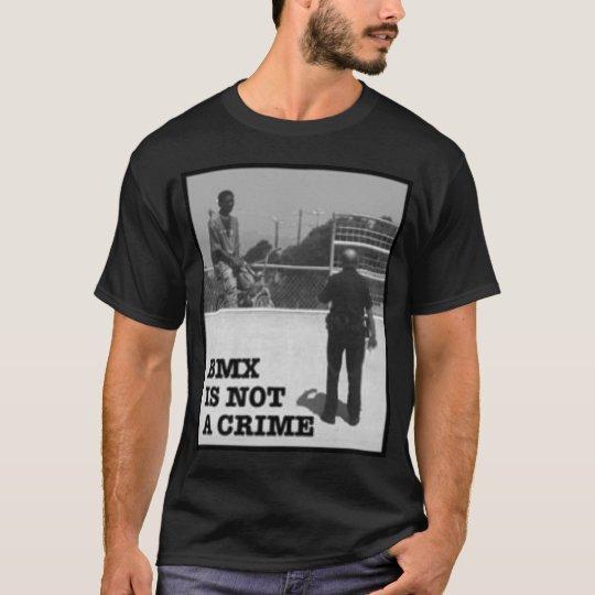 BMX Crime T T-Shirt