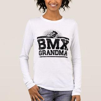 BMX Grandma Long Sleeve T-Shirt