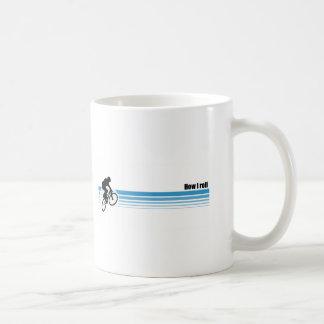 BMX - How I roll Coffee Mug