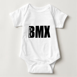 BMX - It's How I Roll Baby Bodysuit
