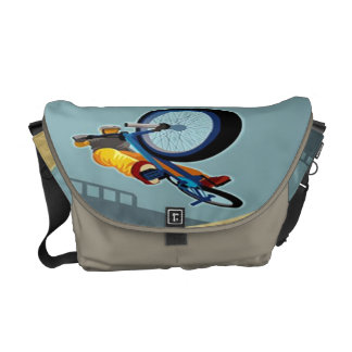 BMX Messenger Bag