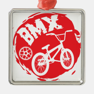 BMX METAL ORNAMENT
