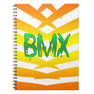 Bmx Notebooks