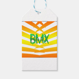 Bmx Pack Of Gift Tags