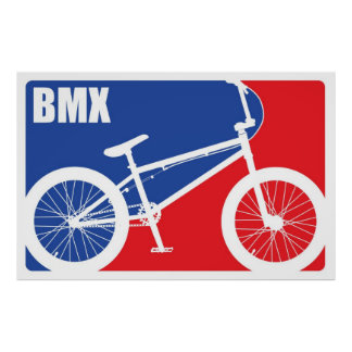 BMX POSTER