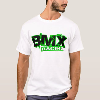 BMX RACING GREEN T-Shirt