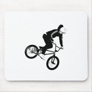 BMX Rider 2 Mouse Pad