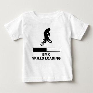 BMX Skills Loading Baby T-Shirt