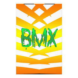 Bmx Stationery