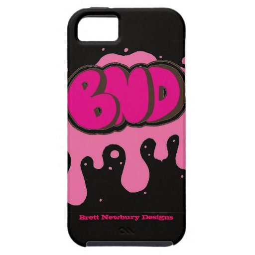BND Hot Pink iPhone 5 Case
