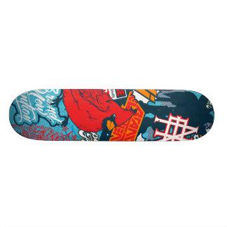 BNI Artist Mash Skateboard