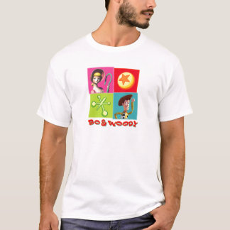 Bo and Woody Disney T-Shirt