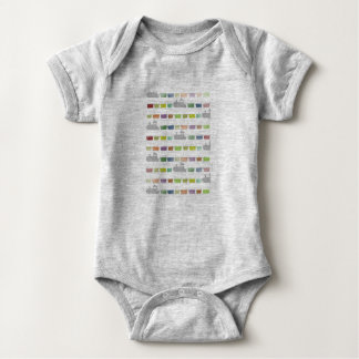 Bo muck with wan procession reasons baby bodysuit