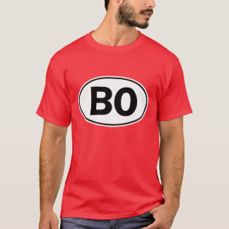 BO Oval ID T-Shirt