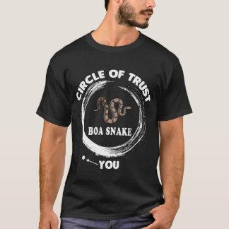 Boa Snake Shirt T-shirt Hoodie for Women Men