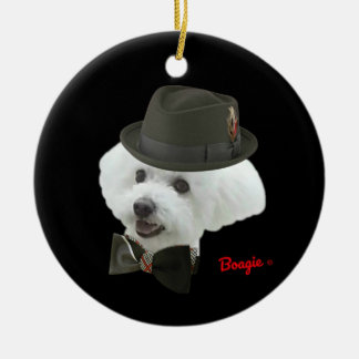 Boagie's One-Of-A-Kind Holiday Ornament