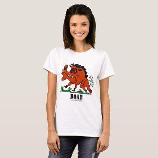 Boar by Lorenzo Women's T-Shirt