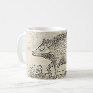 Boar Coffee Mug