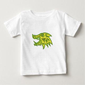 Boar Head Celtic Knot Baby T-Shirt
