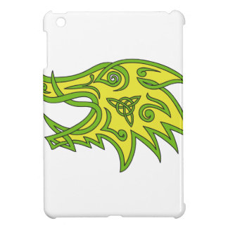 Boar Head Celtic Knot iPad Mini Covers