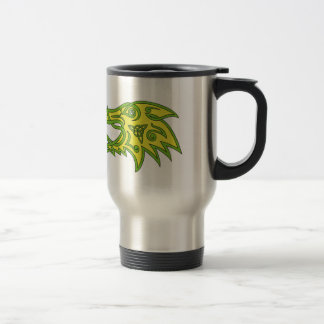 Boar Head Celtic Knot Travel Mug