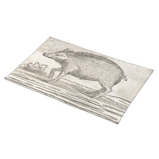 Boar Placemat