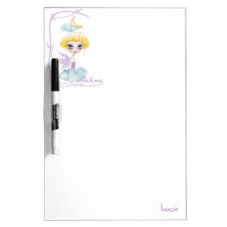 BOARD CARTOON fairy Dry-Erase Whiteboards