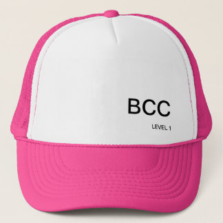 Board Certified Captain Trucker Hat