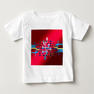 board circuits trace control cente baby T-Shirt
