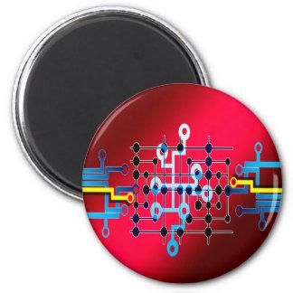 board circuits trace control cente magnet
