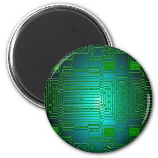 board conductors circuits magnet