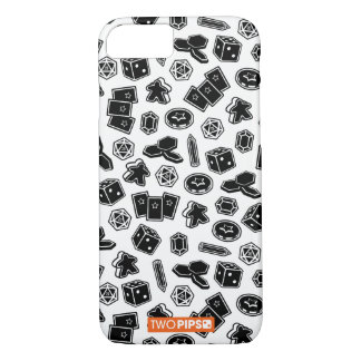 Board Game Pattern Phone iPhone 7 Case