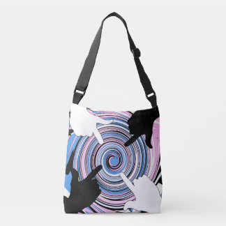 Board Games Crossbody Bag