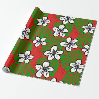 Board Short Kalikimaka Wrapping Paper