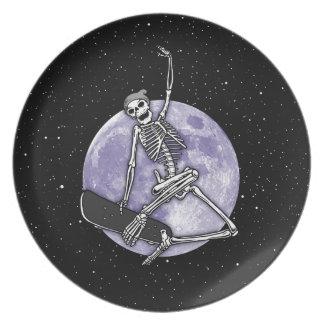 Board Skeleton Plate