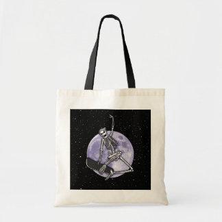 Board Skeleton Tote Bag