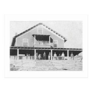 Boarding House at Round Town in Norton, Virginia. Postcard