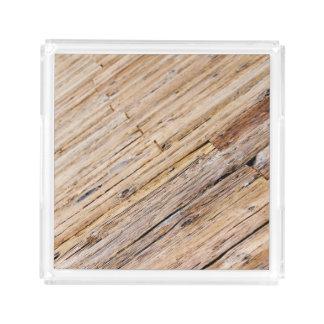 Boardwalk Acrylic Tray