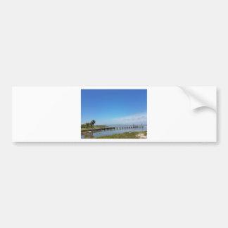 boardwalk bumper sticker