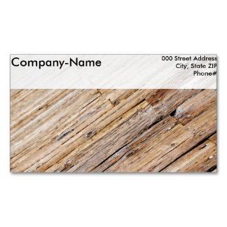 Boardwalk Magnetic Business Card