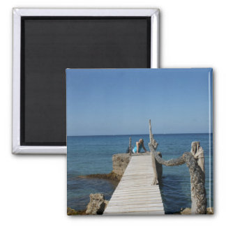 Boardwalk Paradise Magnet