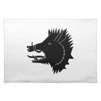 Boars R Us Placemats