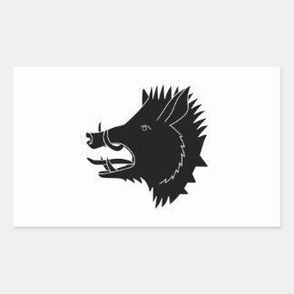 Boars R Us Sticker