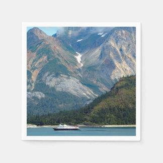 Boat 004 paper napkin