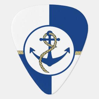 Boat Anchor Guitar Pick