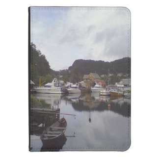 boat and sea kindle cover