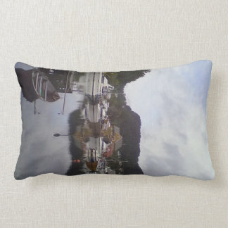 boat and sea pillows