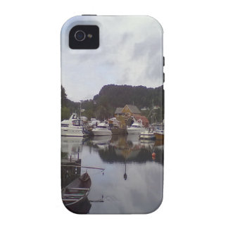 boat and sea vibe iPhone 4 case