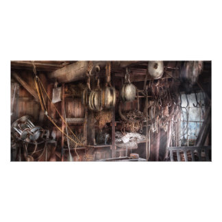 Boat - Block and Tackle Shop Photo Cards